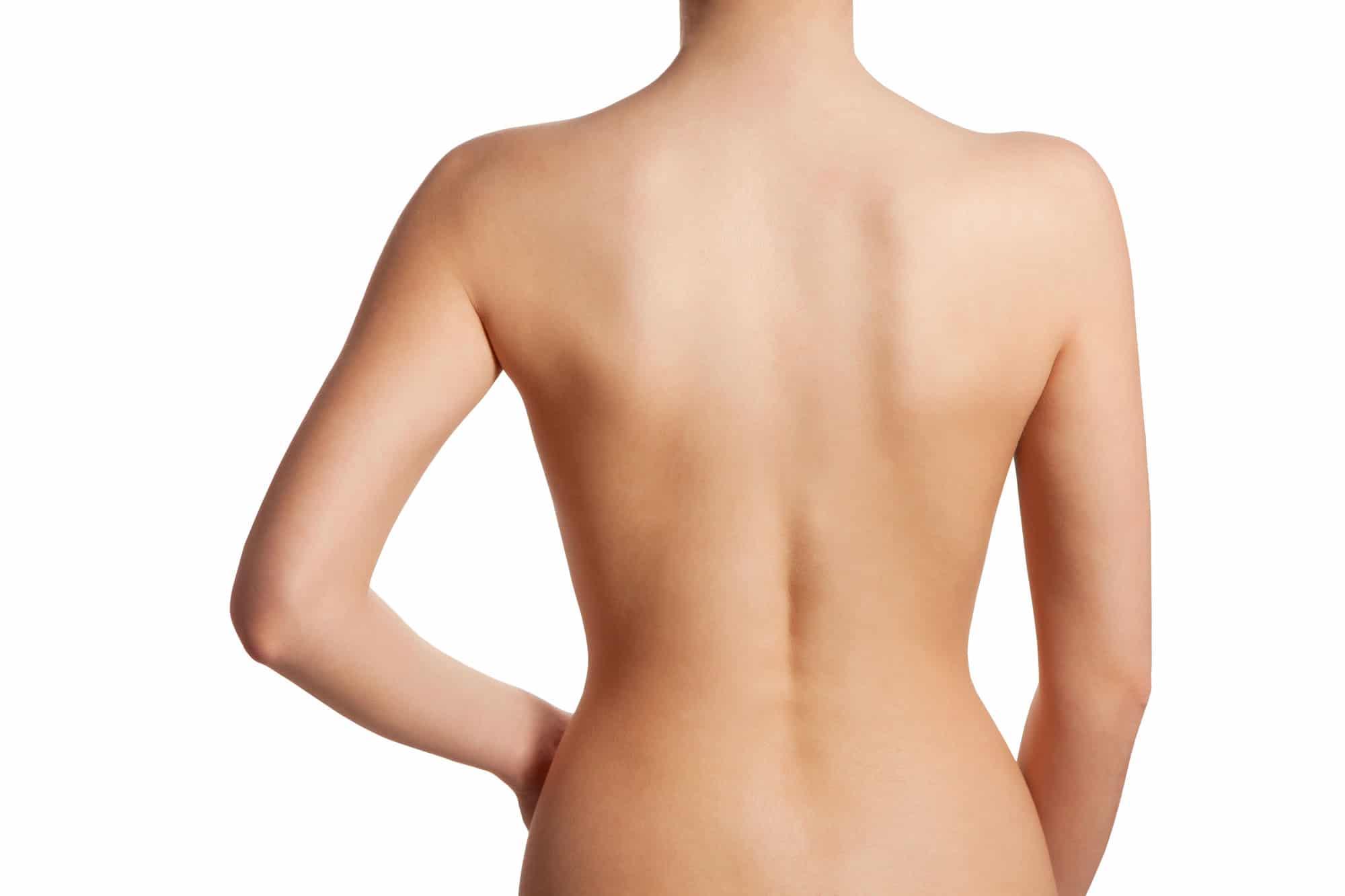 tratamiento belleza de espalda
