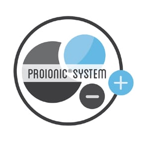 proionic system logo
