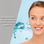 Tratamiento recuperar piel después del verano